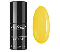UV Farblack Nagel-Make-up Nagellack 7.2 ml Gold