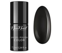 UV Farblack Nagel-Make-up Nagellack 7.2 ml Schwarz