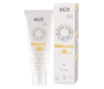 Sonnenspray - LSF50 Q10 getönt 100ml