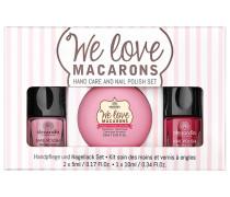 1 Stück We Love Macarons Set Nagellack