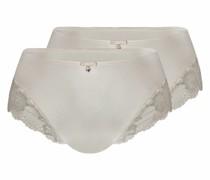 Panty FEMININE FLOWERS 2er Pack