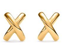 -Ohrstecker 375er Gelbgold One Size 87382958