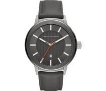 -Uhren Analog Quarz One Size Leder 87429407
