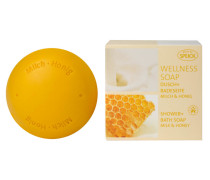 Wellness Soap - Milch - Honig 200g