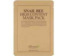 Snail Bee High Content Mask Pack 10-er Set