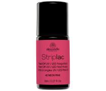 8 ml  42 - Neon Pink Striplac Nagelgel