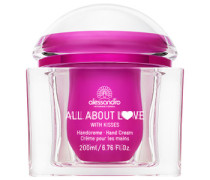 200 ml All about love Handcreme Kiss
