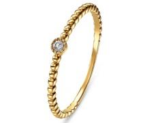 -Damenring 1 Diamant 50 32000339