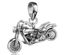 Anhänger Motorrad Kettenanhänger 925 Sterling Silber