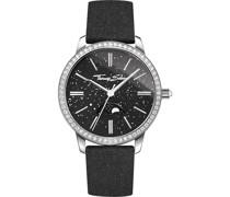 -Uhren Analog Quarz One Size Satin 87559581