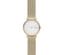 -Uhren Analog Quarz One Size Edelstahl 87429105