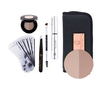 1 Stück  Nr2 Taupe Brow 5-pieces Kit Make-up Set