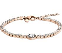 -Armband Edelstahl 40 Zirkonia One Size 87779998