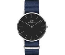 -Uhren Analog Quarz One Size Leder 87507858