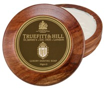 Luxury Shaving Soap Wooden Bowl
