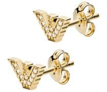 -Ohrstecker 925er Silber One Size 87882349