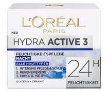 Hydra Active 3 Gesichtspflege Gesichtscreme 50ml