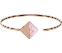 -Armband Edelstahl Rosenquarz One Size 87967174