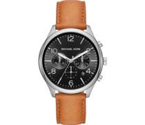 -Uhren Analog Quarz One Size Leder 87595439