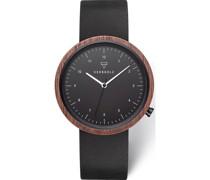 Unisex-Uhren Analog Quarz Silber 32011790