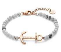 -Armband Edelstahl One Size 87452549