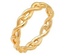 Ring Infinity Unendlichkeit Vertrauen Trend 925 Silber Ringe