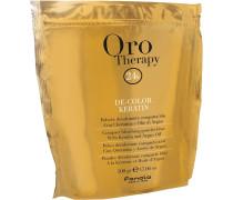 Oro Therapy De-Color Keratin Blondierpulver