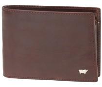Basic Geldbörse VII Leder 12,5 cm
