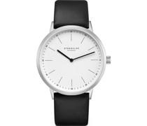 -Uhren Analog Quarz Schwarz 32017700