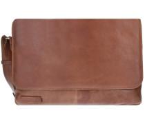 400er Serie Aktentasche Leder 40 cm Laptopfach