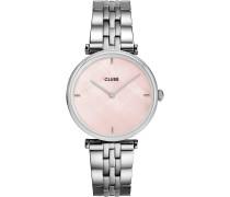 -Uhren Silberfarben Silberfarben 32012797