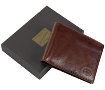 Story Uomo Brieftasche Leder 12,5 cm