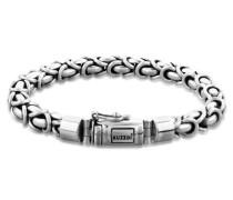 Armband Panzerarmband Königskette Basic 925 Silber