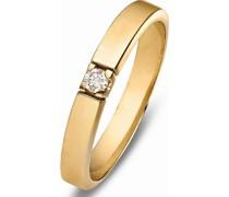 -Damenring 1 Diamant 52 32000058