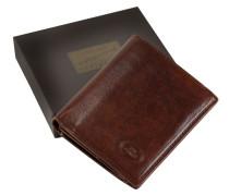 Story Uomo Geldbörse Leder 8,5 cm