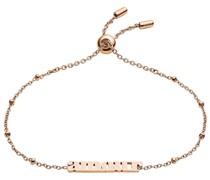 -Armband Edelstahl Silber 32011984