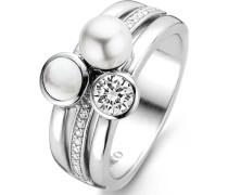 -Damenring 925er Silber 58 32013805
