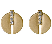Substance Earring Gold Ohrring