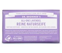 Lavendel - All-One Reine Naturseife 140g