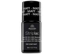 8 ml  Striplac Top Coat Matt Nagelüberlack