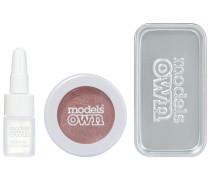 Vintage Pink Chrome Eyeshadow Kit Make-up Set