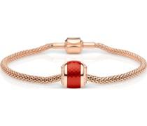 -Armband Edelstahl/Aluminium Zirkon 19 32011482