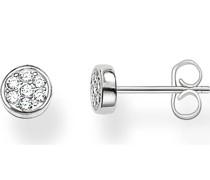 -Ohrstecker 925er Silber One Size 87171701