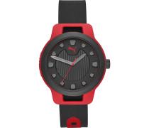 -Uhren Analog Quarz Schwarz 32012503