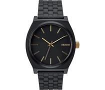 Unisex-Uhren Analog Quarz One Size Edelstahl 87879585
