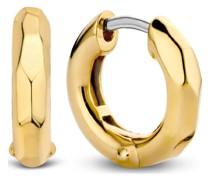 -Creolen 925er Silber Gold 32014798