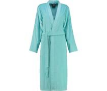 Bademantel Kimono 3312 türkis - 446