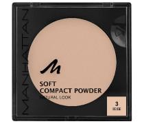 Nr. 3 - Beige Soft Compact Powder Puder 9g