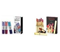 Geschenkset bestehend aus Lippenstifte und Nagellack