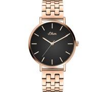 -Uhren Analog Quarz One Size 32015186